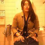 女の子のトイレ放尿をちょっとだけどうぞ【無修正】