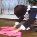 コスプレ撮影会で女の子がオシッコお漏らし・・・掃除は自分でお願いします♩