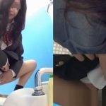 女子校生の休み時間はトイレで大忙し!!